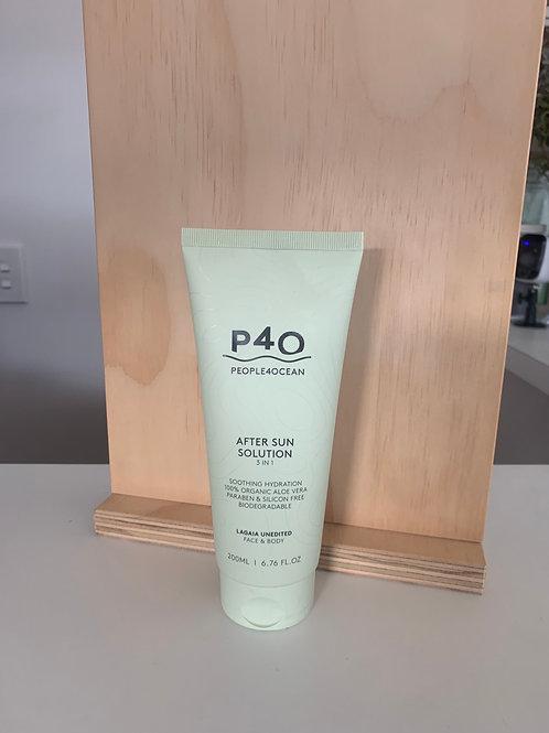 P4O after sun 200 ml