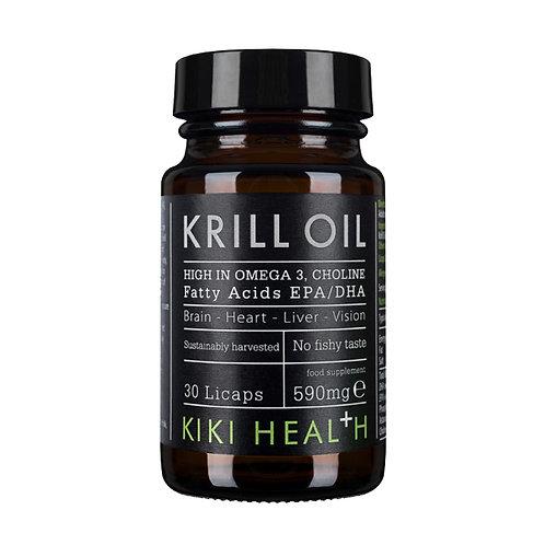 Kiki Health Krill Oil (no fishy taste)