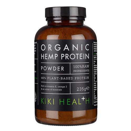 Kiki Health Organic Hemp Protein