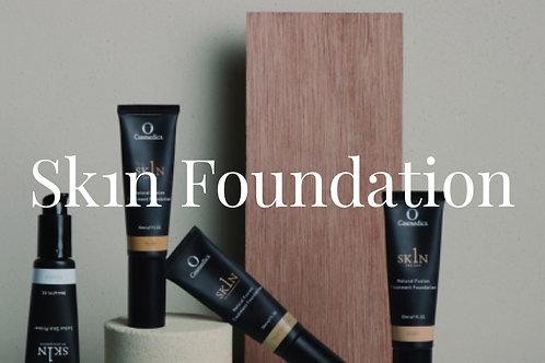 Sk1n Foundation By O Cosmedics