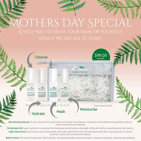 Mothers Day Skincare Pack-Juvenate