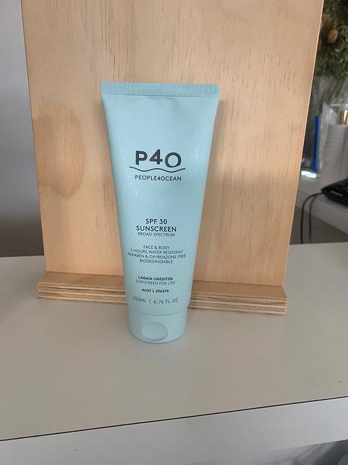P4O spf 30 - 200 ml