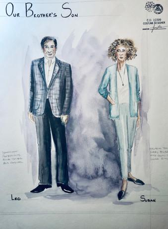 Leo & Susan
