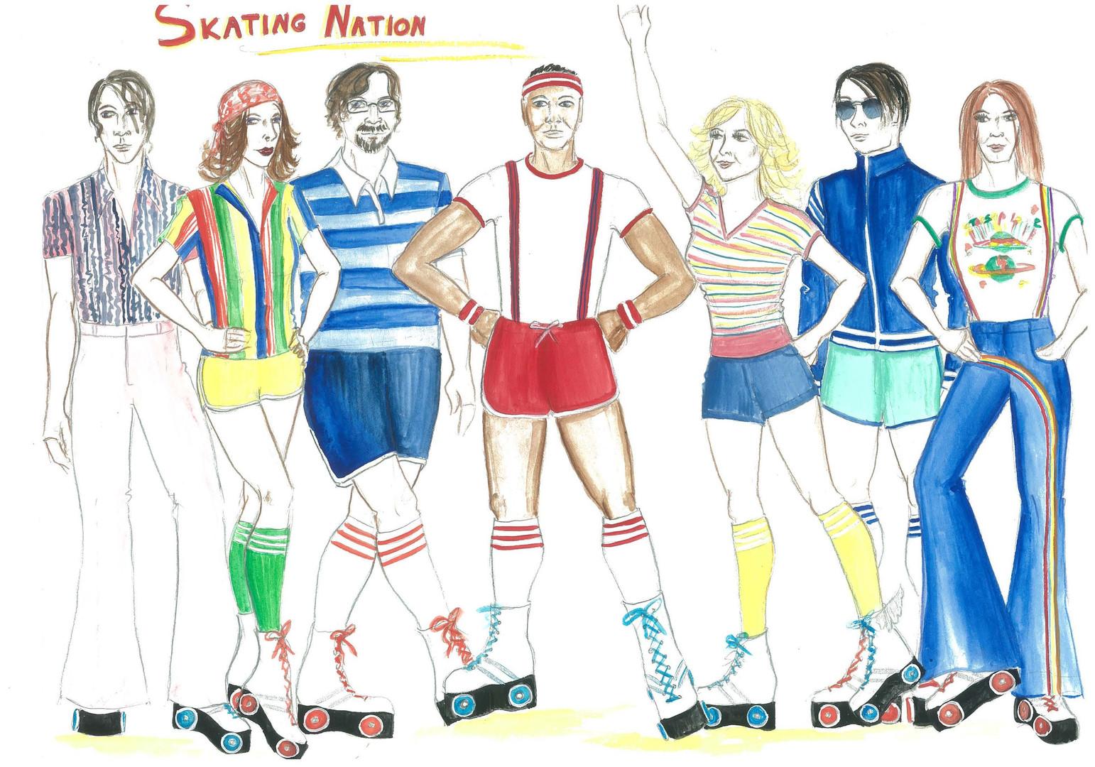 Skating Nation