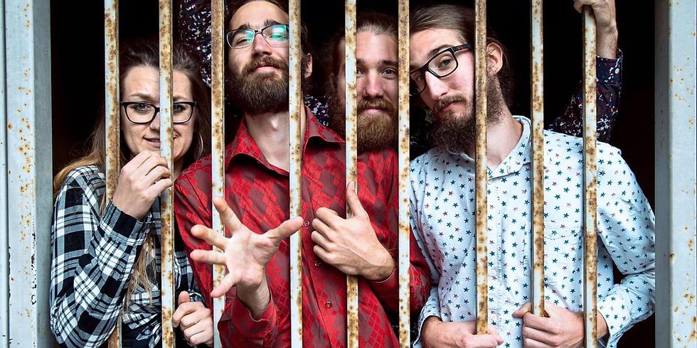 The Freaky Friday Jailhouse Gang live @ Coronaclub
