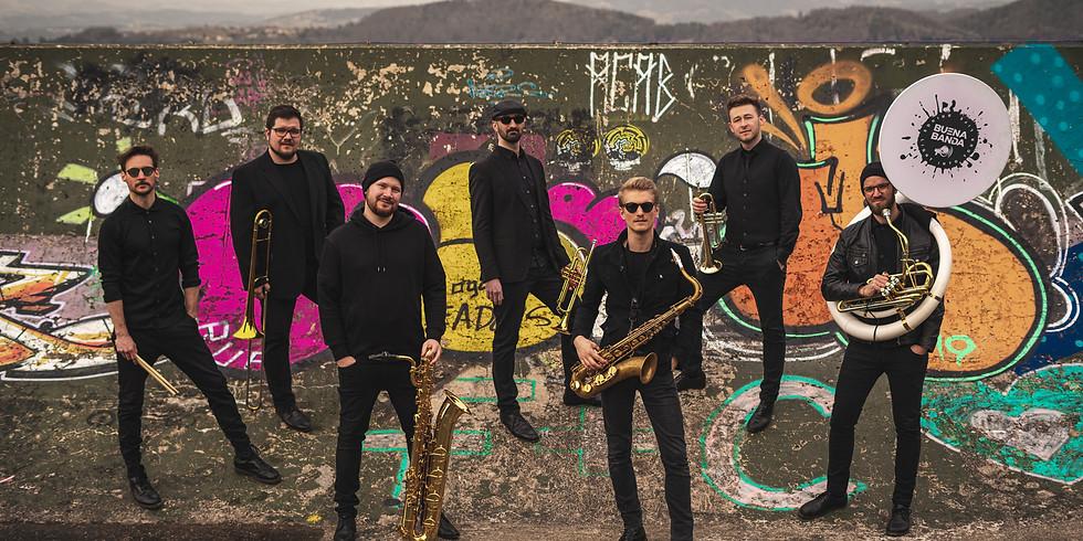 Buena Banda live @ the ONlive