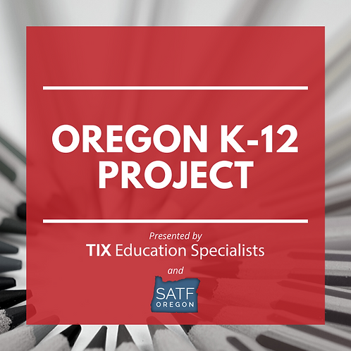 Oregon K-12 Project