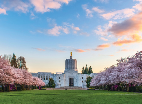 Oregon Governor Signs Education Bills