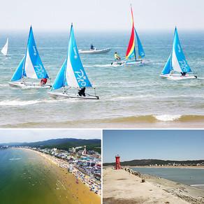 แคลิฟอร์เนียในเกาหลี : ชายหาดมัลลิโป