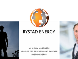 """08.04.21 """"Transition of energy - how to play it?"""" v/Rystad Energy"""