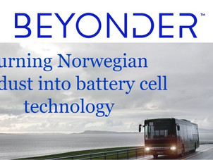 27.01.21 Muligheter i Norsk batteriindustri!
