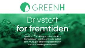 22.01.21 Planlegger å investere 100mnok i lokalprodusert hydrogen!