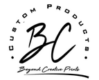 Beyond Creative Prints_Custom Products