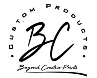 Beyond Creative Prints_Custom Products