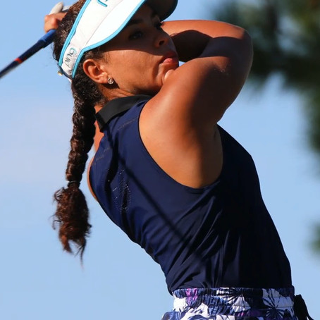 LPGA: Changing the Face of Golf featuring Sierra Sims