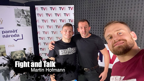 Fight&Talk #44 Martin Hofmann