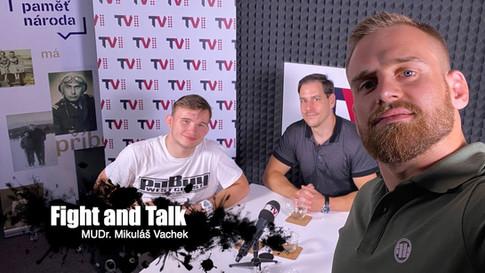 Fight&Talk #52 MUDr. Mikuláš Vachek