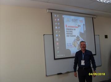 Özbekistan Taşkent'te kongre