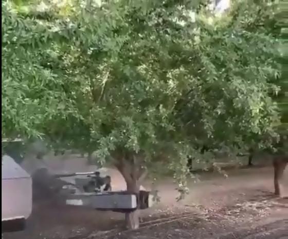 Tarımda makine kullanımına örnekler