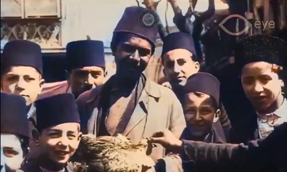 1920'li yıllarda İstanbul