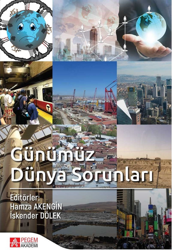 Yeni kitap: Günümüz Dünya Sorunları