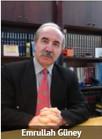 Prof. Dr. Emrullah Güney hocamızın kaleminden Prof. Dr. Oğuz Erol