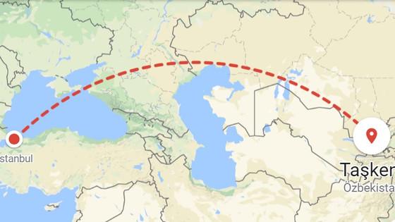 Özbekistan-Taşkent
