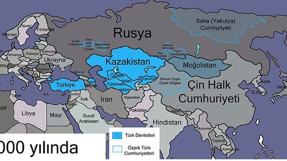 Türk Dünyası İncelemeleri 2. hafta