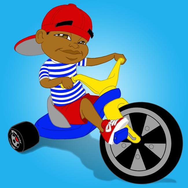 """Big Wheel"" Richie"