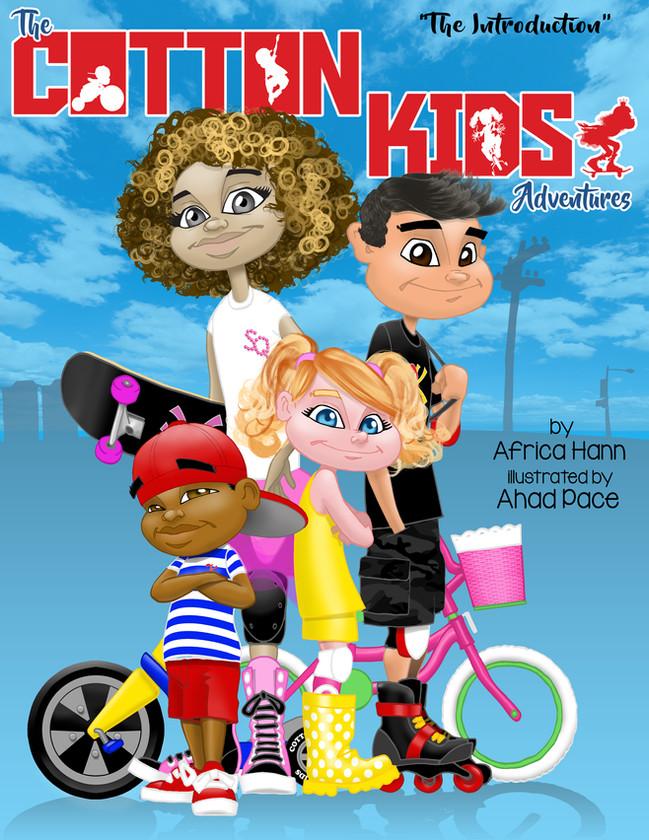 """The Cotton Kids Adventures"""