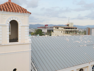 Cuando llueve en Caguas, llueve dentro de la iglesia madre