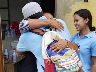 Estudiantes de Colegio impactan comunidades en Caguas