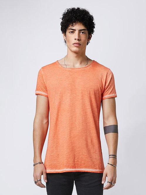 T-Shirt - vintage orange