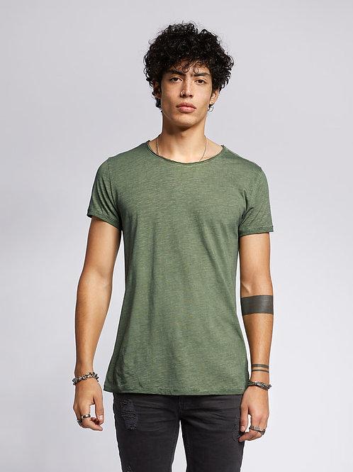 T-Shirt - military green