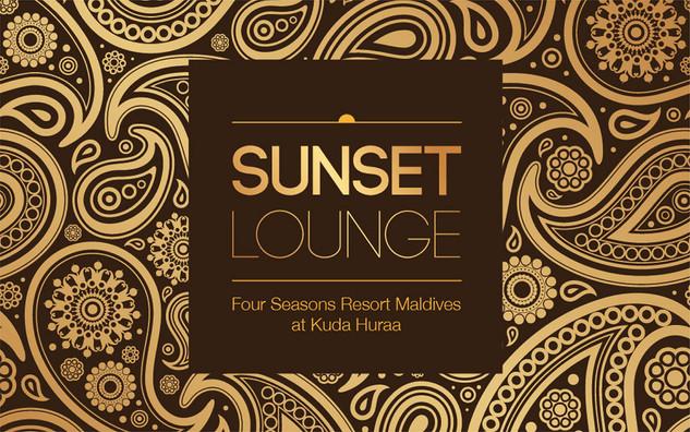 Sunset Lounge Menu
