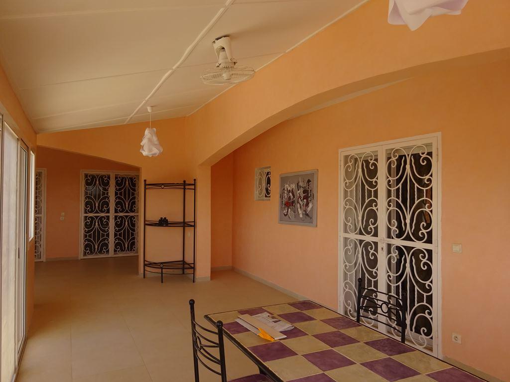 Espace salon étage