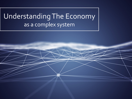 Understanding the Economy As A complex System