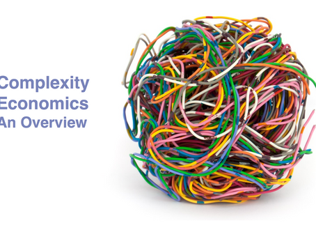 Complexity Economics: A Review