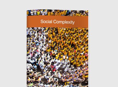 Social Complexity Book