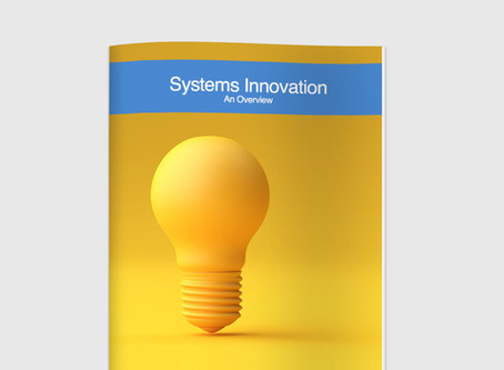 Systems Innovation Book