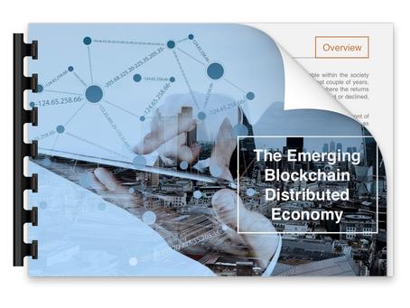 Distributed Economy
