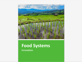 Food Systems Analysis