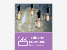 Education Systems Innovation Toolkit