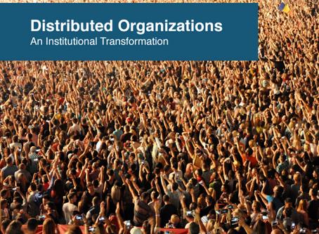 Distributed Organizations