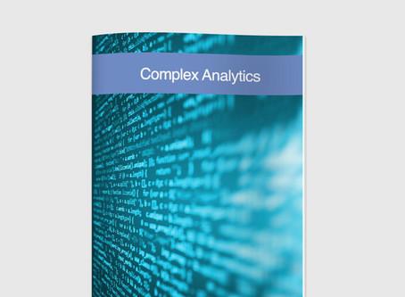 Complex Analytics eBook