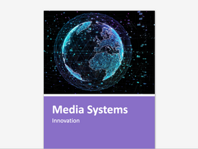 Media In a Network Society