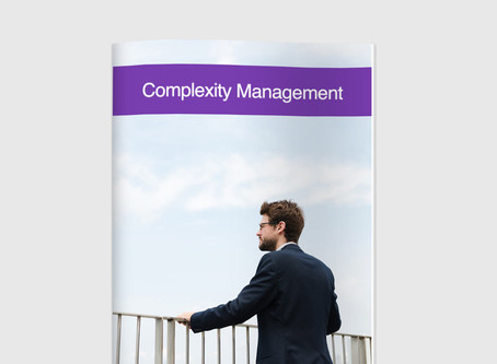 Complexity Management Book