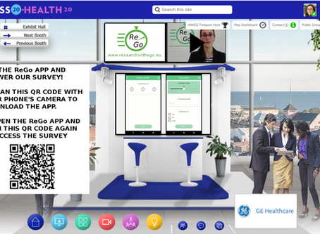 ResearchOnTheGo at HIMSS Europe