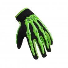 guantes calavera