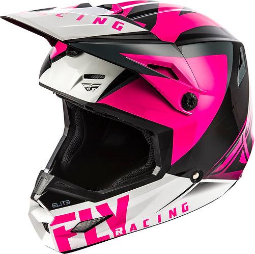ELITE VIGILANT pink/whitr